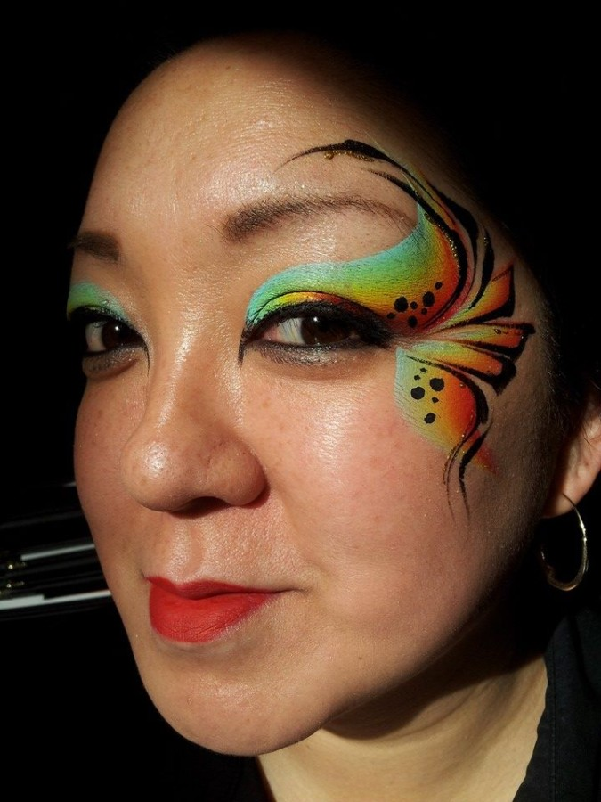Face Art By Melissa Face Body Painting In The Nyc