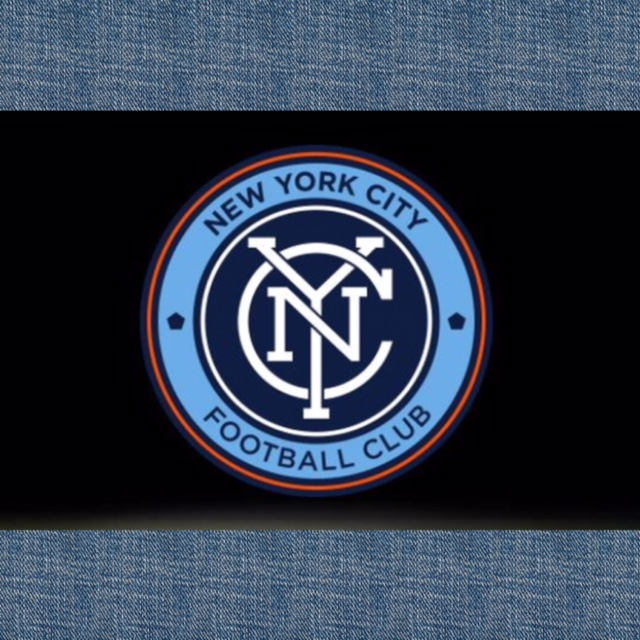 We are the official face painters of New York City Football Club!